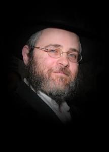 Rav DovBer Headshot